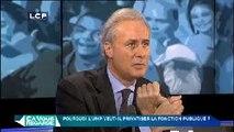 Ça Vous Regarde - Le débat :  Pourquoi l'UMP veut-il privatiser la fonction publique ?