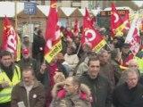 Flexibilité: la CGT manifeste à Marseille
