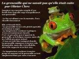La grenouille qui ne savait pas qu'elle était cuite... et autres leçons de vie par Olivier Clerc