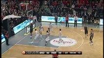 Play of the Night: Anton Gavel, Brose Baskets Bamberg
