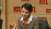 Najat Vallaud-Belkacem invitée de Jean-Michel Aphatie