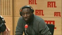 "Omar Sy sur RTL : ""My english ? Better, better a little bit !"""