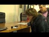 Aversa (CE) - ITC Gallo in collegamento con  la scuola di Brindisi (06.12.12)