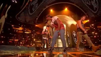 The X Factor USA - Episode 24 - S2 [12.12.2012] Part 1