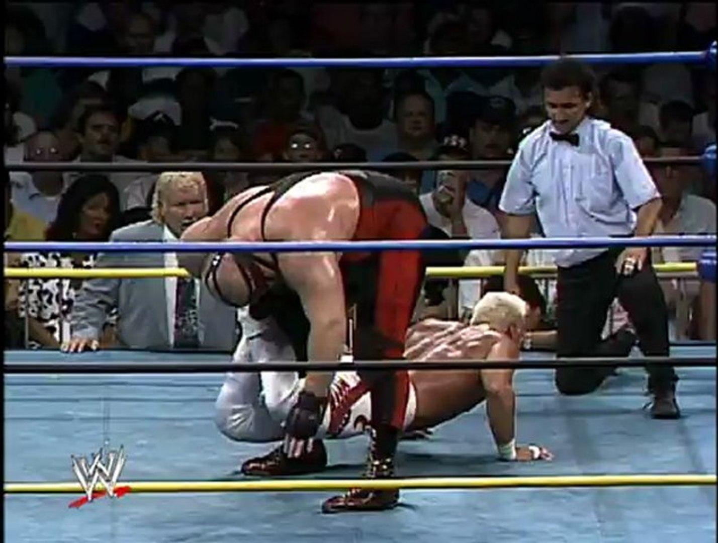 The Great American Bash July 12, 1992 Sting vs Big van vader - video Dailymotion
