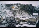 Station de sports d'hiver la Bourboule Mont Dore Massif de Sancy