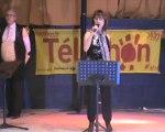 Suzanne chante Diego de Johnny Halliday