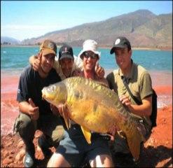 Session pêche