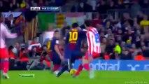 Lionel Messi Amazing Goal (Barcelona vs Atletico Madrid) 3-1 HD
