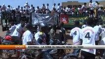 La crise du ballon rond au Togo