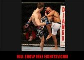 Whittaker vs Scott fight video UFC on FX6