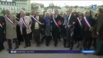 17/11/12 FR3 19/20 Rhône-Alpes - Manif à Lyon - La Manif Pour Tous