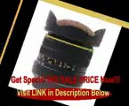 Polaroid Studio Series Ultra Wide Angle 8mm f/3.5 Circular Fisheye Lens For The Nikon D40, D40x, D50, D60, D70, D80, D90,...