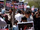 Protesters condemn targeted Shia killings in Pakistan