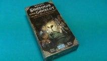 Vidéorègle #281: Shadow Over Camelot: Le Jeu de Cartes des Chevaliers de la table Ronde