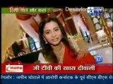 Nivedita Tiwari Interview - SBS Zee Diwali part 1 18Oct11
