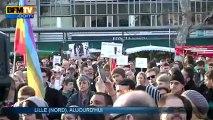 Manifestations pro-mariage homosexuel dans toute la France