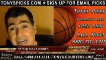 Chicago Bulls versus Brooklyn Nets Pick Prediction NBA Pro Basketball Odds Preview 12-15-2012