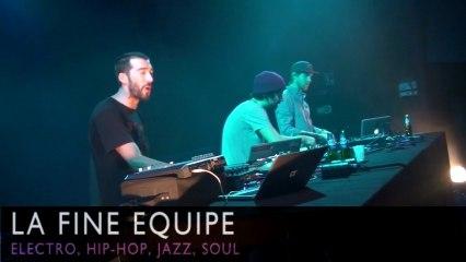 [01/12/12] La Fine Equipe au 22 d'Auron @ Bourges