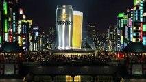 Pub sur la bière