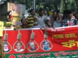 War crimes victims seek justice in Bangladesh