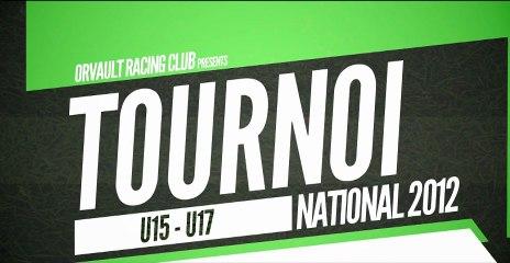 Tournoi National 2012 U15-U17 ORC