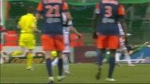 But Younes BELHANDA (60ème) - Montpellier Hérault SC - SC Bastia (4-0) - saison 2012/2013