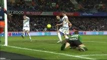 But Emanuel HERRERA (48ème) - Montpellier Hérault SC - SC Bastia (4-0) - saison 2012/2013