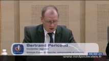 Interventions Bertrand Pericaud et Jean Haja economie et formation professionnelle 19-12-12