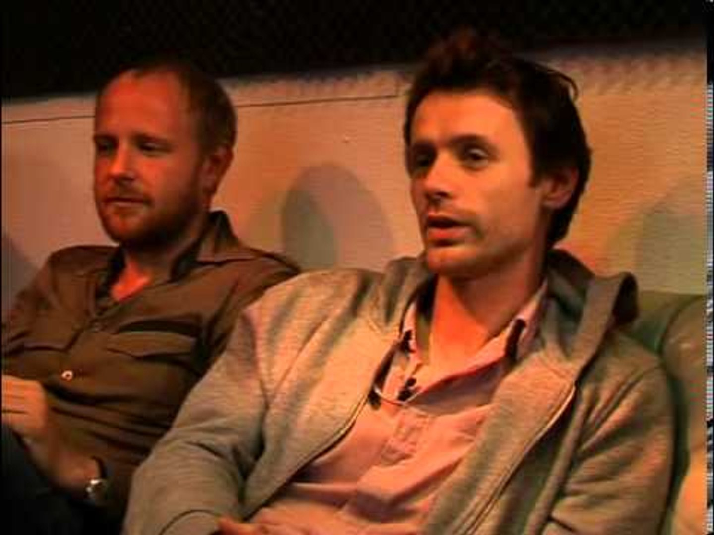 The Kevin Costners 2008 interview - Bouke en Stijn (deel 4)