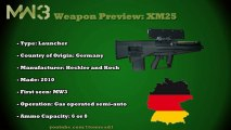 Guns - XM25 **Brand NEW gun** (Weapons previews Part 9)