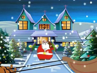 Jingle Bells - Christmas Song & Nursery Rhymes with Lyrics