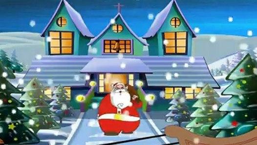 Jingle Bells - Christmas Song & Nursery Rhymes with Lyrics - video dailymotion