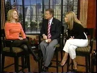 "Interview de Rose ""Regis & Kelly"" de 2004"