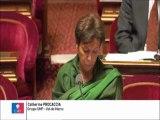 Catherine Procaccia, Sénateur du Val-de-Marne : Prise en charge de l'hébergement d'urgence par les collectivités