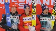 Skispringen: 17-Jähriger brilliert in Engelberg! Wellinger auf Rang zwei