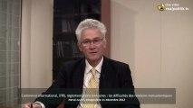 Commerce international, IFRS, règlementations bancaires : les difficultés des relations transatlantiques