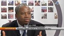 Entretien avec Mahamadou Cissé, vice-président du conseil de Base des Maliens de France