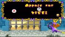 Spyro : Fusion - Château des dragons : Manivelle du portail