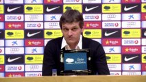 "Vilanova: ""Non abbiamo ancora vinto nulla"""