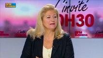 14/12 BFM : Le 20h30 - Agathe Bousquet, présidente directrice générale de Havas Worldwide Paris