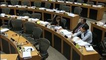 intervention en commission CULT sur les capitales des villes européennes de la Culture