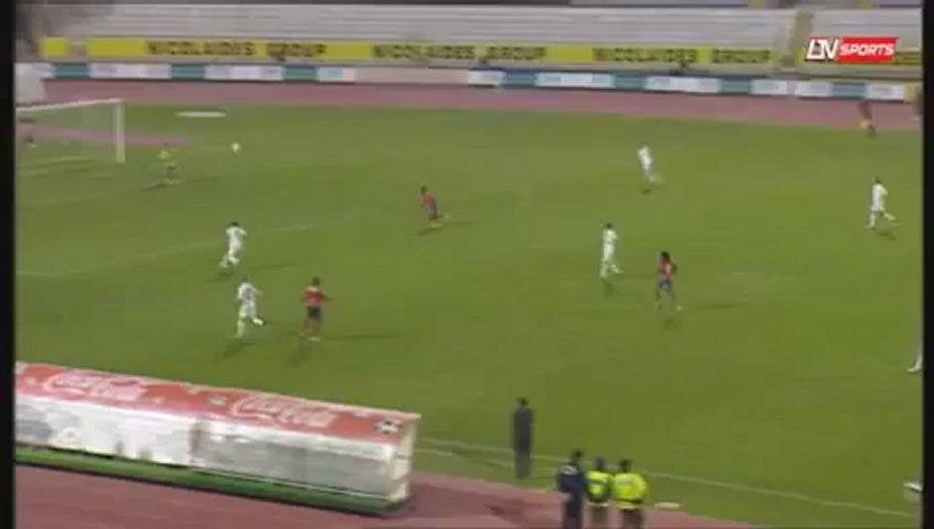 ΑΕΚ Λάρνακας (14η Αγ.) ΑΕΚ-Αλκή 2-0