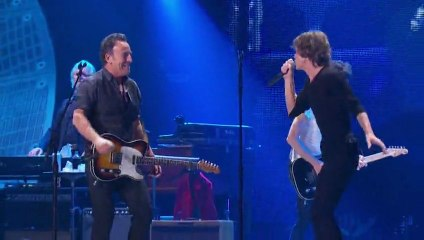 Bruce Springsteen & The Rolling Stones - Tumbling Dice