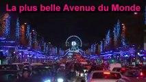 ARRIVEE EN VIP - TEASER SOIREE PRESTIGE BIRTHDAY CHAMPS-ELYSEES 29.12.12