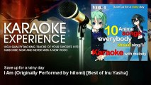 Save up for a rainy day - I Am (Originally Performed by hitomi) [Best of Inu Yasha]