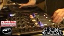 Session Live de Dj Toxick sur RCV radio (La Voix du HipHop)