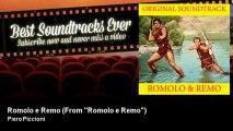 """Piero Piccioni - Romolo e Remo - From ''Romolo e Remo"""" - Best Soundtracks Ever"""