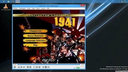 Windows 8: DVD abspielen