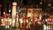 """Etats-Unis: Richmond, """"capitale"""" des illuminations de Noël"""